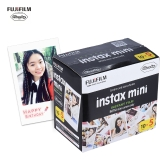 Fujifilm Instax Mini 50 Sheets White Film Photo Paper Snapshot Album Instant Print for Fujifilm Instax Mini 7s/8/25/90/9
