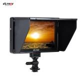 """Viltrox DC-70HD 7 """"1920 * 1200 HD TFT LCD moniteur HD AV Input Output Entrée pour Canon Nikon Sony DSLR Caméscope Video Studio Photographie"""
