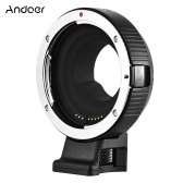 Andoer AEF-MFT Lens Mount Adapter Ring