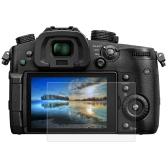 PULUZカメラスクリーン保護フィルムポリカーボネート保護フィルムキズ防止ソニーニコンパナソニックのための強化ガラスのスクリーンプロテクターFinePixオリンパスデジタルカメラパナソニックGH5のためのアクセサリー