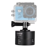 Andoer 120 Minutes 360 Degrees Panning Auto Rotation Time Lapse Tripod Head