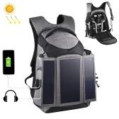 PULUZ Camera Bag Sacs à bandoulière extérieur solaire 3 fois 14W solaires