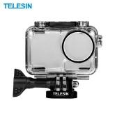 Водонепроницаемый чехол для спортивной камеры TELESIN 40 м / 131 фут
