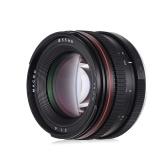 50 mm 1: 1,4 USM Anthropomorphe Standardfokuslinse mit großer Blende