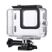 PULUZ Camera Diving Housing Waterproof Housing Underwater 45 Meters Replacement for GoPro HERO9 Cameras
