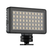 TELESIN Mini LED Video Light Photography Lamp