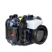 Conchiglie protettive Custodia subacquea Custodia subacquea Custodia protettiva per videocamera