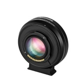 Commlite CM-EF-FX Booster 0.71x Focal Reducer Electronic Auto Focus Lens Mount Adapter