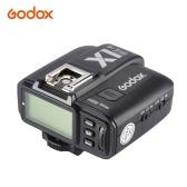 GODOX TTL de X1T-S 1/8000S HSS remoto disparador Transmiiter Godox integrado 2.4G Wireless sistema X para Sony a77II/a7RII/a7R/a58/a99/ILCE6000L cámara ILDC