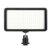228pcs Beads Ultra Thin 3200K-6000K Dimmable Illumination Studio Video Photo Pad Panel Lamp LED Light Lighting for Canon Nikon DSLR Camera DV Camcorder