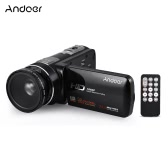 Andoer HDV-Z80 1080P Full HD 24MP Digital Videokamera