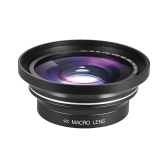 30mm 37mm 0.39X Full HD Wide Angle Macro Lens for Ordro Andoer Digital Video Camera Camcorder