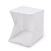 Andoer Portable Foldable Mini LED Light Tent Photo Shooting Box Softbox