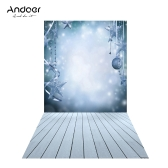 Andoer 1.5 * 0.9m/4.9 * 3.0ft Backdrop Photography Background