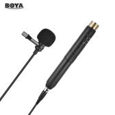 BOYA BY-M11C Professionelle Nieren-Lavalier-Revers Kondensatormikrofon