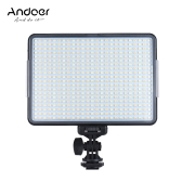 Andoer W500 Professional Lumière Dimmable LED Light Light Fill