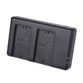 FB Dual USB NP-FZ100 Kamera-Ladegerät für Sony A7III A9 A7RIII A7SIII