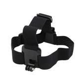 GoProカメラアクセサリーの調節可能なアクションヘッドバンドヘッドストラップProfessionaマウント三脚ヘルメットスポーツ