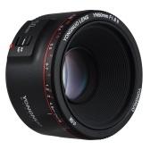 YONGNUO YN50mm F1.8 II Standard Prime Lens