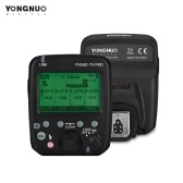 YONGNUO YN560-TX PRO 2.4G On-camera Flash Trigger Speedlite Wireless Transmitter with LCD Screen for Canon DSLR Camera for YN862C/YN968C/YN200/YN560III/YN560IV/YN860Li/YN720/YN660/YN685 Speedlite for YN622CII/RF605 Series/RF603II Series/RF602-RX Receiver
