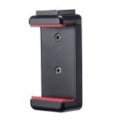 Soporte para teléfono ajustable Ulanzi ST-07 Clip para teléfono Vlog