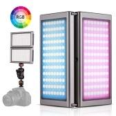 Falcon Eyes F7 FOLD Foldable Video RGB LED Light