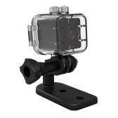Миниатюрная миниатюрная видеокамера 1080P, 12 МП, Full HD, видеокамера