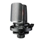 TAKSTAR TAK55 Профессиональный записывающий микрофон конденсаторный микрофон