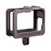 Корпус камеры Andoer Camera Cage Корпус камеры со съемной задней дверью Двойные холодные башмаки