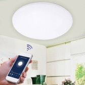 85V-265V 48W Smart LED Ceiling Lamp WiFi Remote Voice Control Memory Function Surface Mount Bedroom Home Dimming Ceiling Light