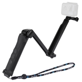 PULUZ PU202 3 Way Floating Handle Grip Tripod Mount