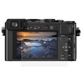PULUZカメラスクリーン保護フィルムポリカーボネート保護フィルムキズのない耐久性強化ガラススクリーンプロテクターキヤノン用ニコンパナソニックFinePixオリンパスデジタルカメラアクセサリーパナソニックLX100用