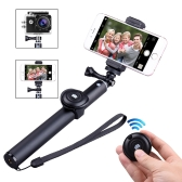 Mini Tabletop Stativ Selfie Stick mit Fernbedienung