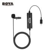 BOYA BY-DM1 Lapel Lavalier Microphone