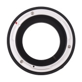 FD-NX Lens Mount Adapterring für Canon FD Mount Objektiv passend für Samsung NX Series Kameragehäuse Focus Infinity
