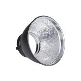 NiceFoto 55 ° Standard Reflektor Diffusor Lampenschirm Schale
