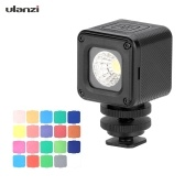 Ulanzi L1 Pro Versatile Waterproof Dimmable Mini LED Video Light