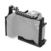 Andoer Professional Photography Camera Cage Kit CNC Machining Aluminum Alloy Case Bracket with 1/4