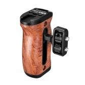 UURIG R027 Multifunctional Universal Wooden Threaded Handle