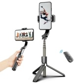3 in 1 Phone Gimbal Stabilizer Selfie Stick Tripod