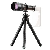 APEXEL APL-JS60XJJ09 Metal 60X HD Phone Telephoto Zoom Lens Kit Монокулярный телескоп