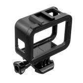Reemplazo de la jaula de la cámara protectora del caso de la carcasa de la cámara de acción portátil para GoPro Hero 8