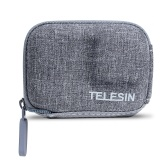 TELESIN GP-CPB-902 Mini Camera Storage Bag Protective Case Replacement for GoPro Hero 9