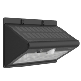 dodocool Solar Powered 520LM Ultra Bright 26 LED Wireless Security Wall Light