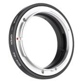 FD-EOS adaptateur bague monture pour objectif de Canon FD à digne des objectifs à monture EOS