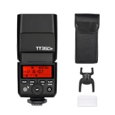 Godox Thinklite TT350F Mini 2.4G Wireless TTL Camera Flash Master & Slave Speedlite 1/8000s HSS GN36 for FUJIFILM X-Pro2 X-T20 X-T2 X-T1 X-Pro1 X-T10 X-E1 X-A3 X100F X100T ILDC Cameras