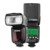 Godox Thinklite TT685O TTL Kamerablitz Speedlite GN60 2.4G Funkübertragung für Olympus E-M10II E-M5II E-M1 E-P5 E-P3 PEN-F für Panasonic DMC-GX85 G7 GF1 LX100 G85 GH4 FZ2500GK Kameras