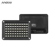 Andoer S9560 Mini LED Lámpara de luz de video