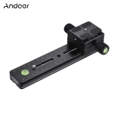 Andoer BPL-180 Kamera panoramiczna ze stopu aluminium, o długim, szybkim wydaniu
