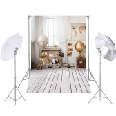 Andoer 1.5 * 2.1m/5 * 7ft  Background Backdrop Photo Studio Pros